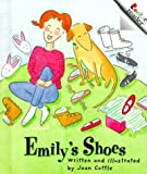 img - for Emily's Shoes (Rookie Readers: Level B) by Cottle, Joan (September 1, 1999) Library Binding book / textbook / text book