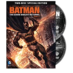 Batman: The Dark Knight Returns, Part 2 (2 Disc Special Edition)
