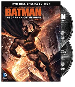Dcu Batman The Dark Knight Returns Part 2 Special Edition Mfv