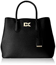 Diana Korr Women's Handbag (Black) (DK08HBLK)