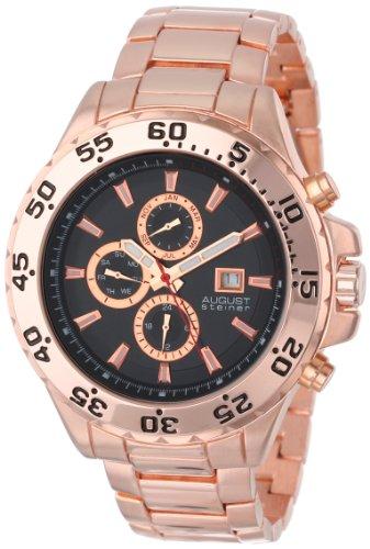August Steiner AS8071RG - Reloj para hombres