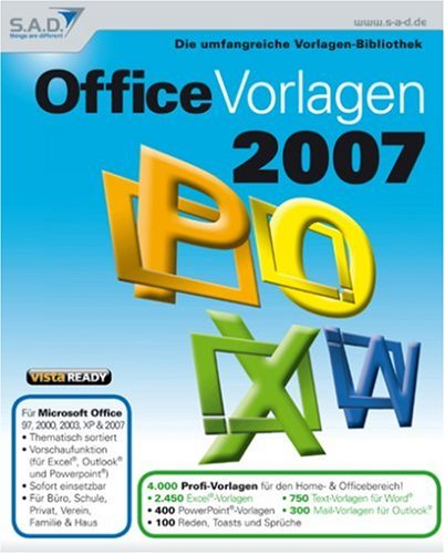 office vorlagen 2007