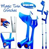 Invacare® 'Magic Twin' stabile, verstellbare Krüc