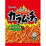 Amazon.co.jp: 湖池屋 スティックカラムーチョ ホットチリ味 117g×12袋: 食品&飲料