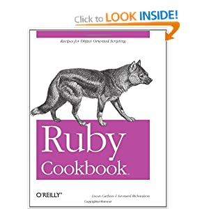 Ruby Cookbook (Cookbooks (O&#39;Reilly))