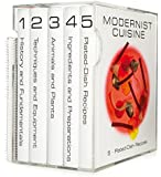 Modernist Cuisine 1-5 and Kitchen Manual: The Art and Science of Cooking