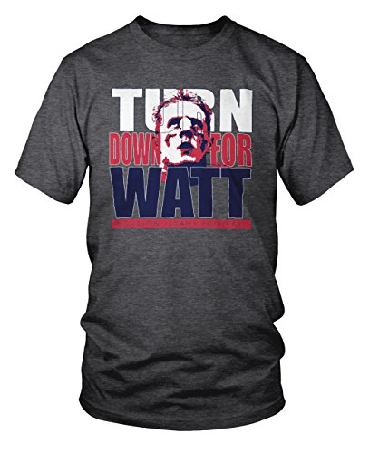 turn-down-for-watt-houston-football-fan-t-shirt-medium