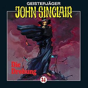 Die Drohung (John Sinclair 24) Hörspiel