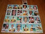 Houston Astros 1978 Topps Baseball Team Set (25 Cards) (Cesar Cedeno) (J.R. Richards) (Juaquin Andujar) (Jose Crus) (Terry Puhl) (Art Howe) (Joe Sambito) (Joe Niekro) and More