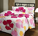 RajasthaniKart Premium Floral Reversible Ac Blanket/Dohar (Single Bed)