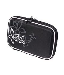 Speed hard disk case flower design