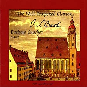 J.S. Bach: The Well-Tempered Clavier*4CDs for the price of 3*