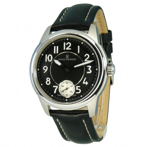Revue Thommen Men's Automatic Watch 16064.3531 with Leather Strap