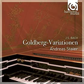 Goldberg-Variationen BWV 988: Variatio 26. a 2 Clav.