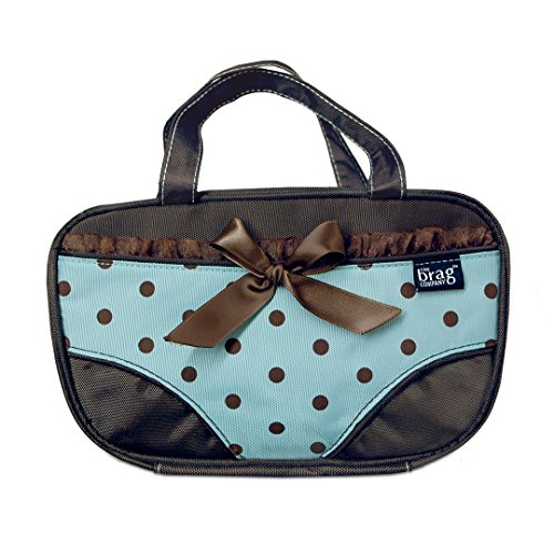 Tiffany Panty Pak by The Brag Company. The #1 Panties Carrying Case for Travel. (Tiffany Company compare prices)