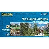 Via Claudia Augusta: Von der Donau über die Alpen an die Adria. 1:75.000, 800 km. GPS-Tracks-Download, wetterfest/reißfest