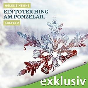 Ein Toter hing am Ponzelar. Krefeld (Winterkrimi) Hörbuch