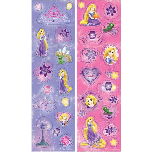Tangled Sticker Sheets (8ct)