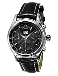 Special Price Armand Nicolet M02 Men's Automatic Watch 9148A-NR-P914NR2 Limited time
