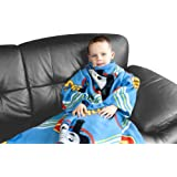 Character World Thomas and Friends Engine Sleeved Fleece Blanket