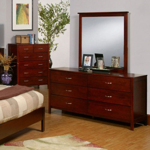 Dresser Dimensions 6 Drawer front-464292