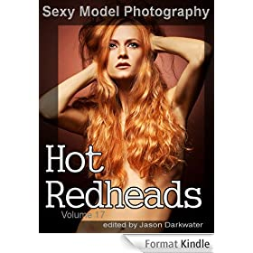 Sexy Model Photography: Hot Redheads, Photos & Pictures of Redhead Babes, Women, Girls & Chicks, Vol. 17 (English Edition)