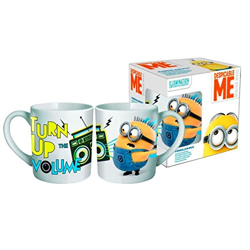 Minions Tazza in ceramica Turn Up Scatolata