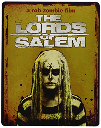 The Lords of Salem Steelbook [Blu-ray]