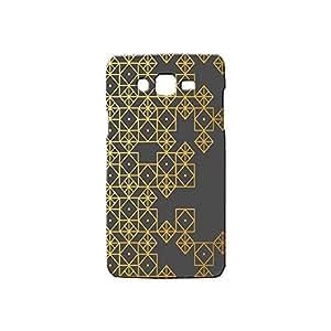ROCKY Designer Printed Back Case / Back Cover for Samsung Galaxy J7 (Multicolour)