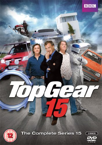 Top Gear - Series 15 [DVD]