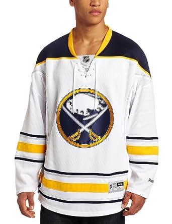 NHL Buffalo Sabres Premier Jersey, White by Reebok