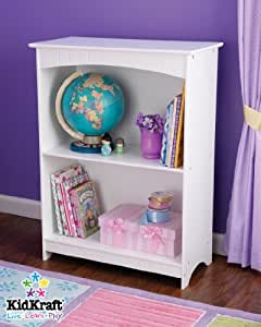 KidKraft Nantucket 2-shelf Bookcase