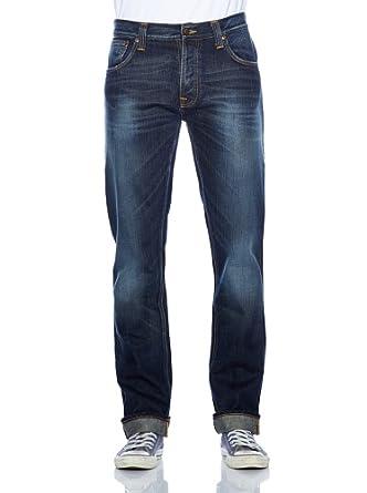 Nudie Hank Rey Organic Jeans- Indigo Wash (33)