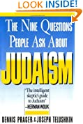 The Nine Questions People Ask About Judaism (A Touchstone book)