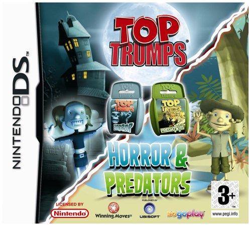 Top Trumps: Horror & Predators  (Nintendo DS)