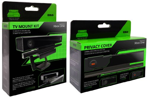 XBOX One: Kinect 2.0 TV Mount and Privacy Cover