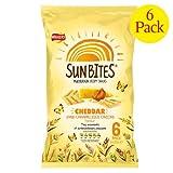 Walkers Sunbites Cheddar Cheese & Onion Snacks 6x6x25g