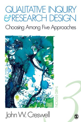 qualitative inquiry and research design choosing among five approaches pdf