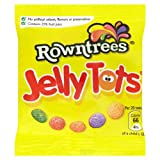 Rowntree's Jelly Tots 42g (Pack of 36)
