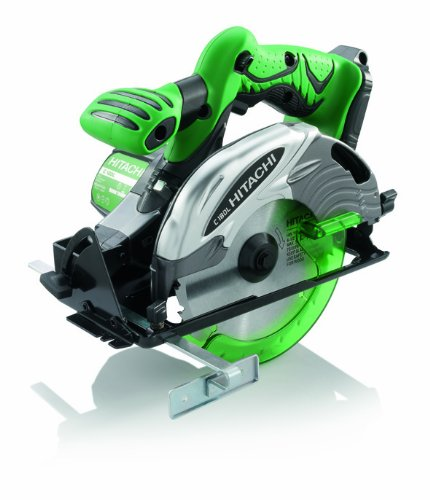 Hitachi C18DL/L4 Cordless Circular Saw (18 V, Body Only)