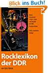 Rocklexikon der DDR: Bands,  Interpre...