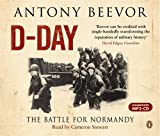 D-Day [Sound Recording]: The Battle for Normandy (0141041242) by Beevor, Antony