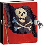 Peaceable Kingdom Press / Lock & Key Diary 'Pirates'