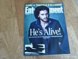 Entertainment Weekly Magazine (May 13, 2016) Game of Thrones Kit Harrington Jon Snow Cover