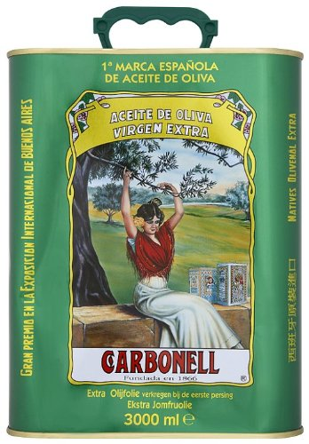 Carbonell Extra Virgin Olive Oil (3 Litres)