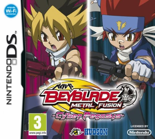 Beyblade - Metal Fight  (Nintendo DS)
