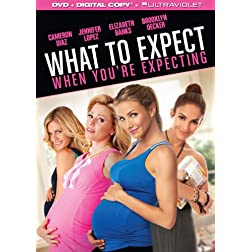What To Expect When You're Expecting [DVD + Digital Copy]