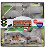 Fox Run 36010 Transportation Cookie Cutter Set, 5-Piece
