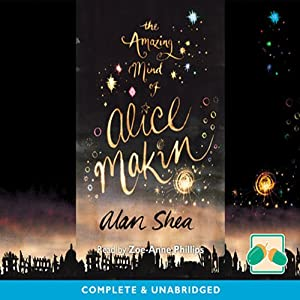 The Amazing Mind of Alice Makin Audiobook
