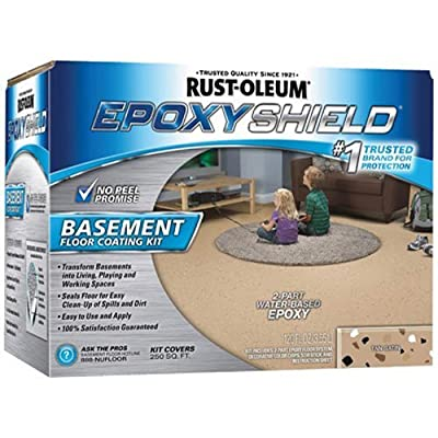 Rust-Oleum Basement Floor Kit